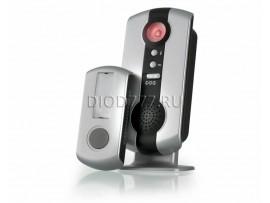 Звонок беспроводной DBQ07M WL 36M IP44 Серебряный