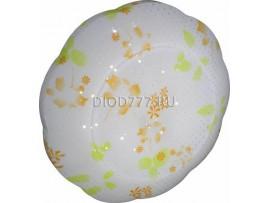 Светильник светодиодный (потолочный) СЛЛ 006 12Вт 6К Жасмин