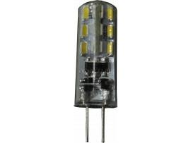 Лампа светодиодная LE JC LED 2W 3K G4 12V (100/1000)