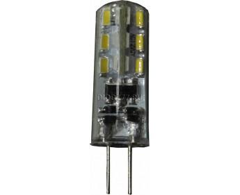Лампа светодиодная LE JC LED 3W 4K G4 12V (100/1000)
