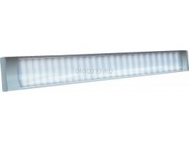 Светильник светодиодный LE ECO LED R 20W 6000К (600х75х20) (10) (прозрачный рассеиватель)