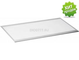 Светильник светодиодный (квад) LE PL 48W NT 1196х296 СW (4) холодный белый