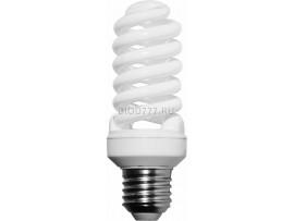 лампа энергосберегающая LE SP2 25W NT/E27 (2700) спираль (54x116) (Эконом) (100)