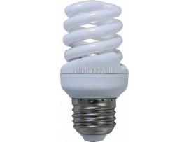 лампа энергосберегающая LE SP 20W NT/E14 (4200К) спираль (40х113) (100)