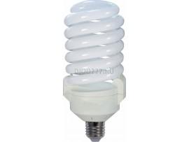 лампа энергосберегающая LE SPL 65W NT/E27 (4200K) полуспираль (80х178) (25)