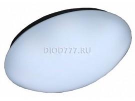 Светильник светодиодный (потолочный) СЛЛ  12Вт 6К Луна
