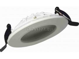 Светильник светодиодный встраиваемый LE LED IDLR 8W CW (20)