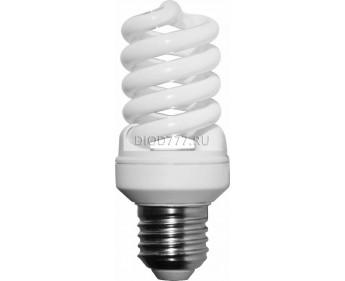 лампа энергосберегающая LE SP 13W NT/E27 (2700) спираль (40х93) (100)