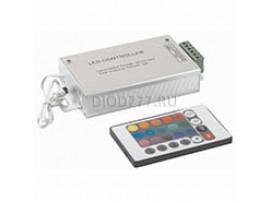 Контроллер радиоуправляемый для светодиодной ленты LE AS-C4 RF NT 144Вт 12В (50)