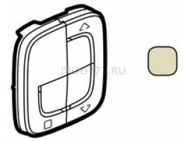 Legrand Valena Allure MyHome Play Zigbee Лицевая панель для радиоуправляющего устройства управления жалюзи/рольставень Слоновая кость