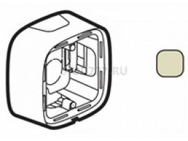 Legrand Valena Allure Коробка для накладного монтажа 1-постовая Слоновая кость
