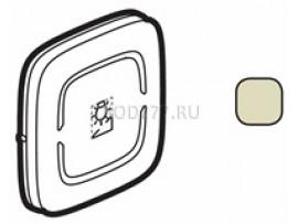 """Legrand Valena Allure Лицевая панель для механизмов BUS/SCS С символом """"Светорегулятор"""" 2 модуля Слоновая кость"""