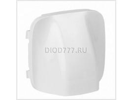 Legrand Valena Allure Лицевая панель для вывода кабеля Белая