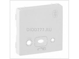 Legrand Valena Life Лицевая панель для модуля Bluetooth Белая