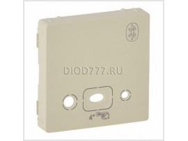 Legrand Valena Life Лицевая панель для модуля Bluetooth Слоновая кость