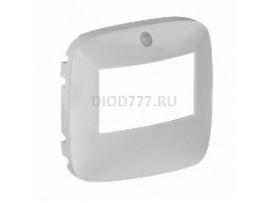 Legrand Valena Allure Лицевая панель датчика движения, без ручного управления Алюминий