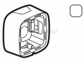 Legrand Valena Allure Коробка для накладного монтажа 1-постовая Белая