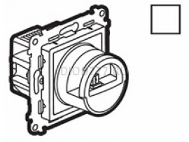 Legrand Valena Life Зарядная станция MicroUSB 240В/5В 1500мА С лицевой панелью Белая
