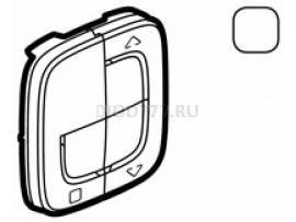 Legrand Valena Allure MyHome Play Zigbee Лицевая панель для радиоприемного выключателя, для приводов жалюзи/рольставень Белая
