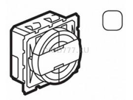 Legrand Valena Allure MyHome Сценарный выключатель для 4 сценариев С лицевой панелью Белый