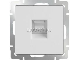Розетка Ethernet RJ-45 (белая)